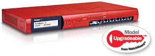 Watchguard Firebox X: firewall, spamfilter en virusbescherming en webfiltering  in één!!!